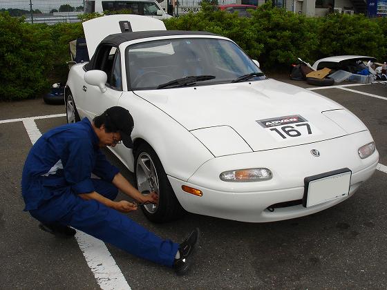2009/06/17 夢工房TC1000走行会 2