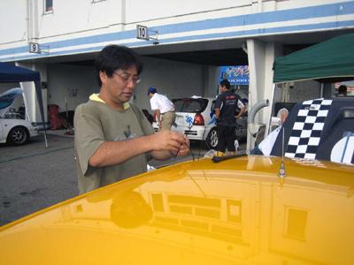 2008/08/12 SEV筑波5時間耐久