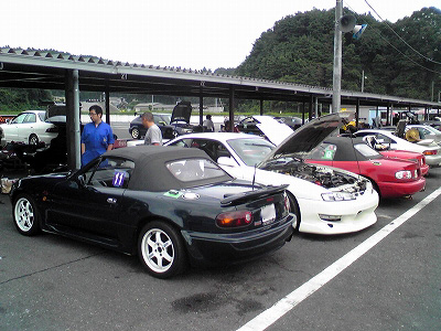 2010/08/14 日光スポーツ走行 お盆編