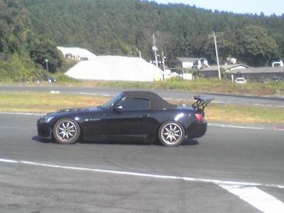 2011/10/27 日光スポーツ走行