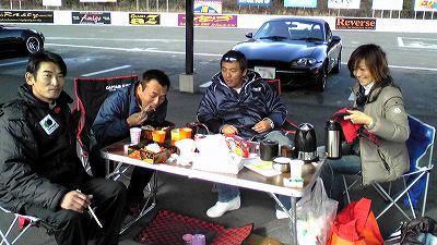 2009/12/21 日光サーキット走り納め!