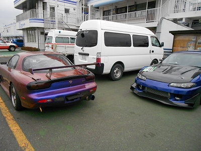 TC2000オメガ走行会