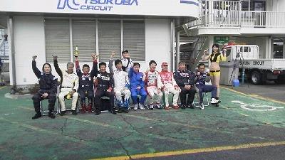 2015 アイドラーズ第1戦 筑波 SSクラス
