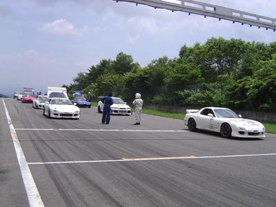 2008/07/12 エビス東 ジャム走行会 2