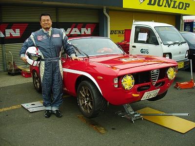 2009/01/29 夢工房走行会 TC2000 1