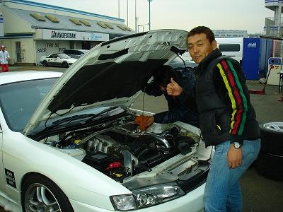 2009/01/29 夢工房走行会 TC2000 3