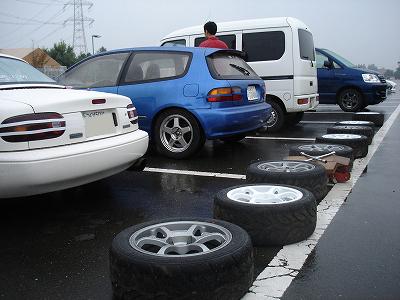2009/10/07 夢工房TC1000走行会 2