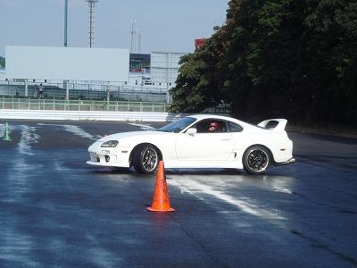 2011/09/19筑波ジムカーナ場くるくる練習会