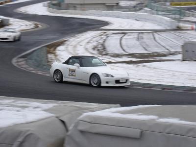 2010/02/02 夢工房TC2000走行会3