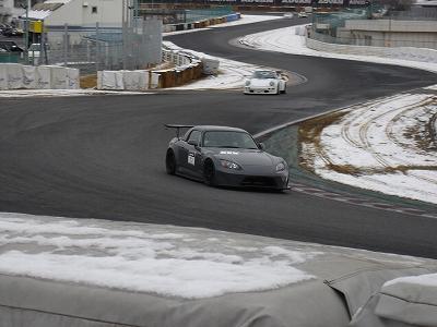 2010/02/02 夢工房TC2000走行会4