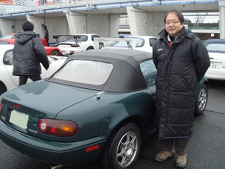 2012/01/22 夢工房TC2000走行会 1