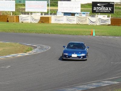 2010/09/18 TC1000 Mプロジェクト走行会にて 2