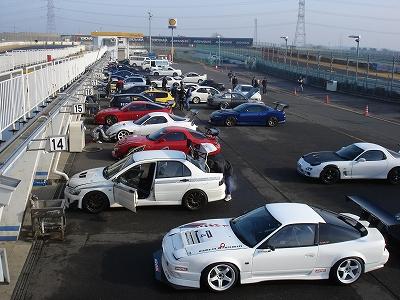 2011/02/25 夢工房TC2000走行会 1