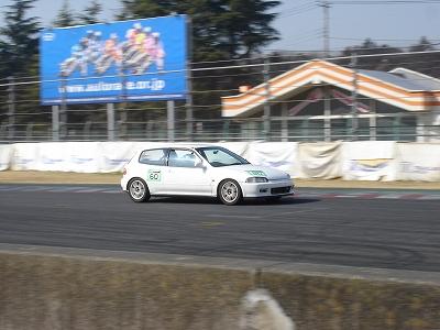 2011/02/25 夢工房TC2000走行会 2
