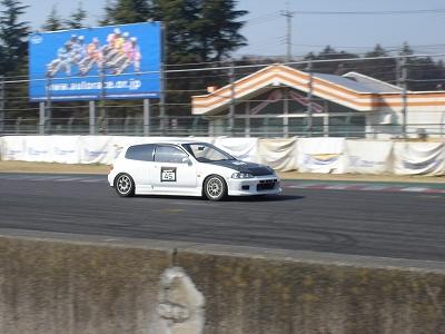 2011/02/25 夢工房TC2000走行会 3