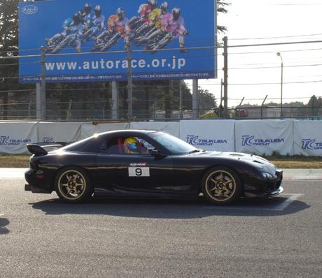 2008/03/22 WARP TC2000走行会