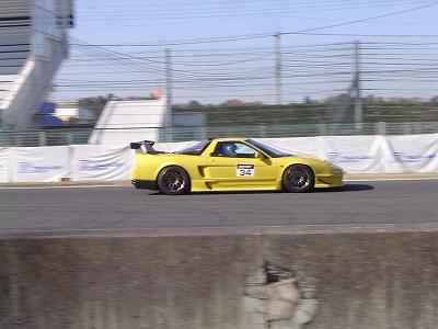 2009/12/08 夢工房TC2000走行会 5