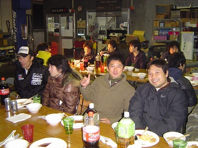 2009/12/19 夢工房忘年会
