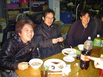 2009/12/19 夢工房忘年会 2