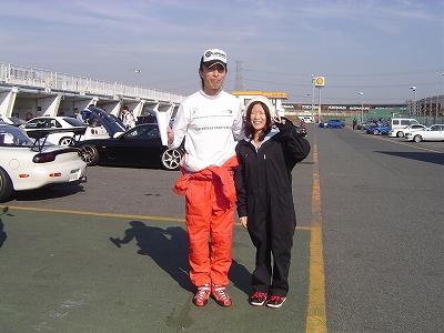 2010/12/02 夢工房TC2000走行会 2