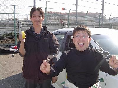 2010/12/02 夢工房TC2000走行会 3