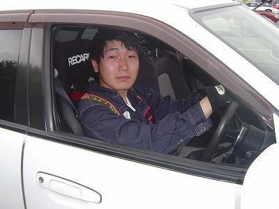 2011/05/03筑波ジムカーナ場くるくる練習会