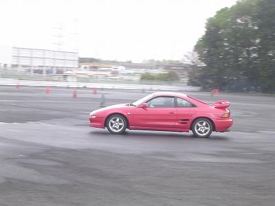 2011/05/03筑波ジムカーナ場くるくる練習会 2