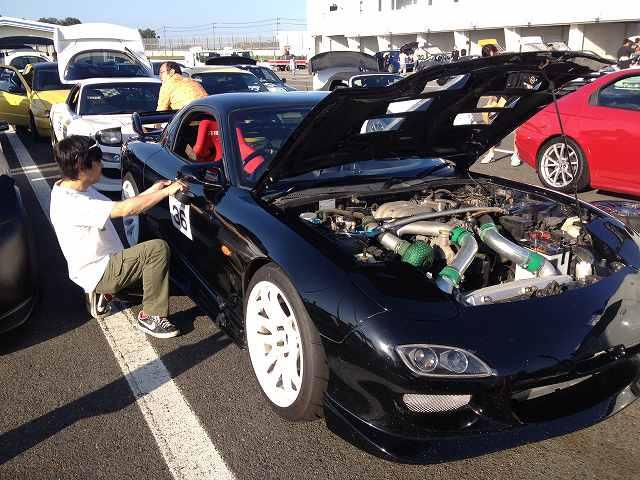 2014 アイドラーズ第3戦 筑波 GTクラス