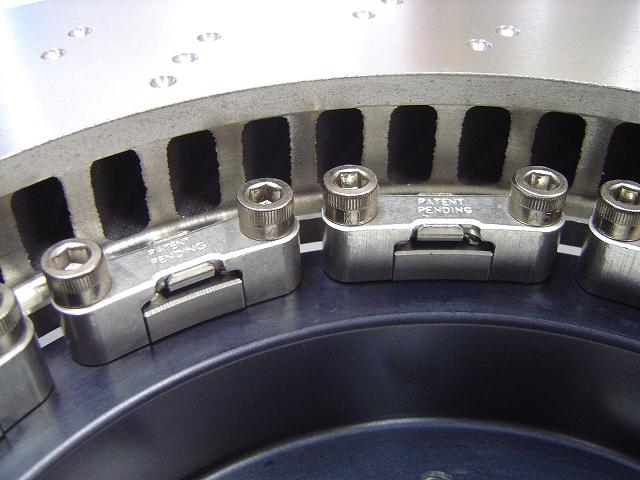 FD3S 3Dレーシングブレーキローター(313mm×32mm)フロント用
