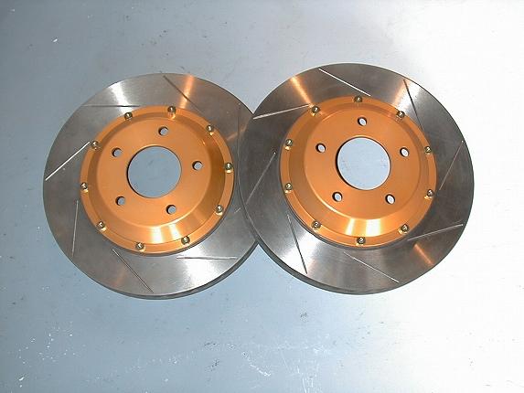 FD3S(純正17インチ)対応ブレーキローター